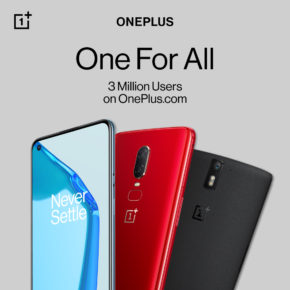 OnePlus - One for All, Copyright: OnePlus