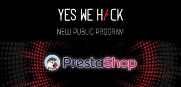 PrestaShop startet öffentliches Bug-Bounty-Programm bei YesWeHack (Copyright YesWeHack)