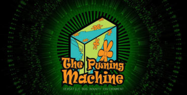 Pwning Machine (Copyright YesWeHack)