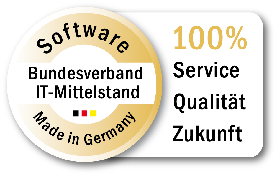 FNT GmbH erhält Software Made in Germany Siegel. Bundesverband IT-Mittelstand (BITMi)