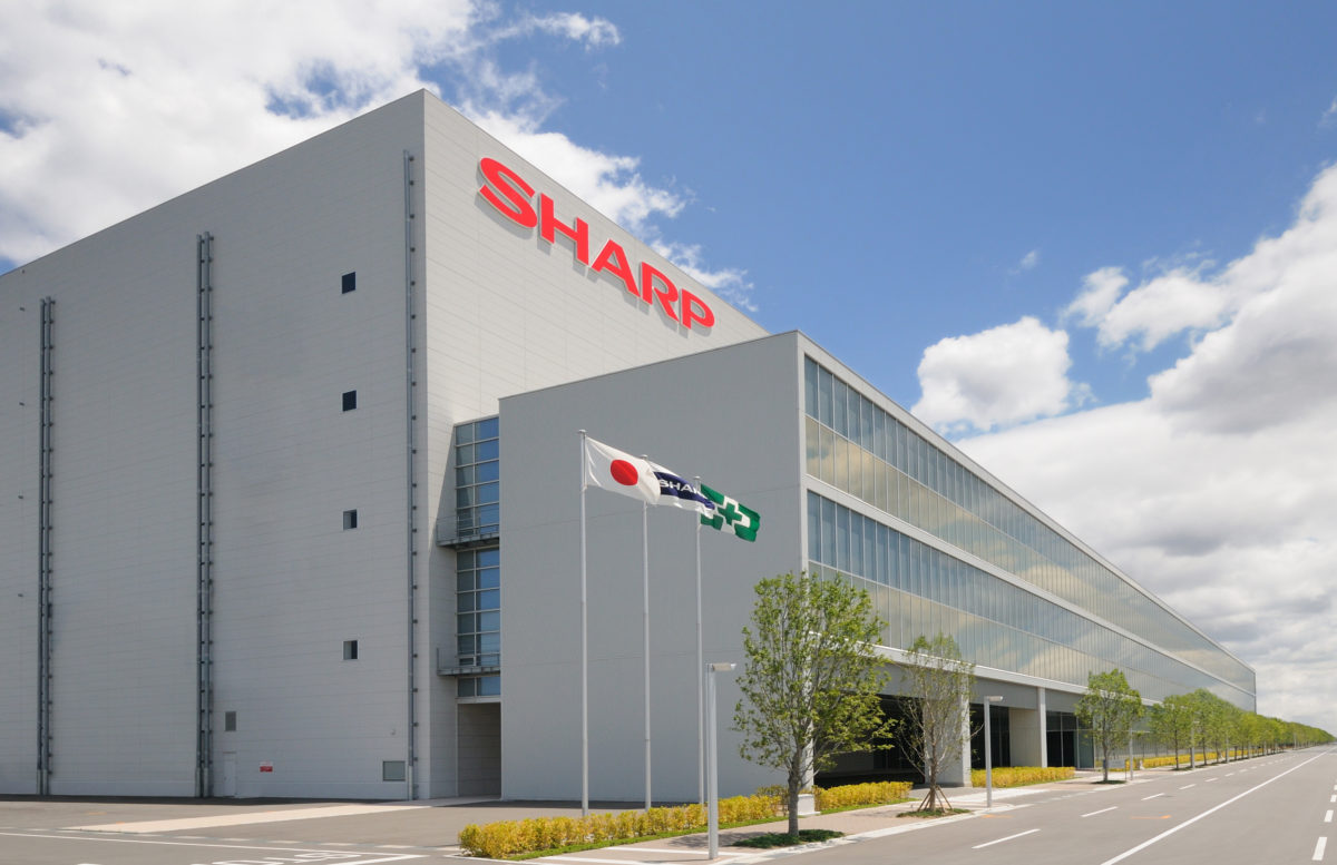 Sharp-PV-Factory