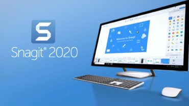 TechSmith stellt Snagit 2020 vor - Copyright TechSmith.