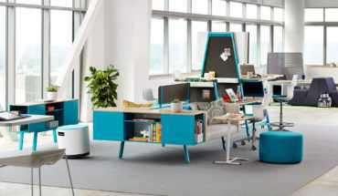 Mehr Startup-Flair in Unternehmen: Steelcase präsentiert Bivi