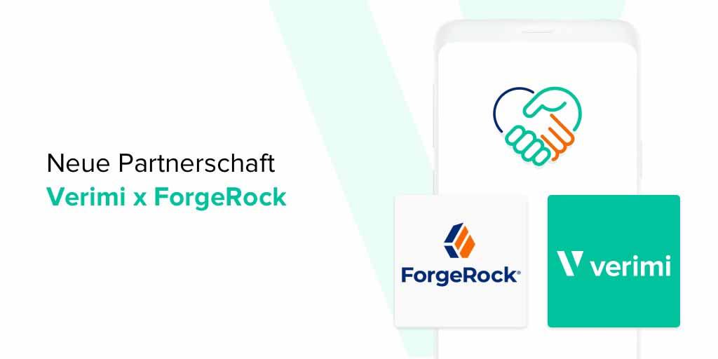 Neue Kooperation von ForgeRock mit Verimi