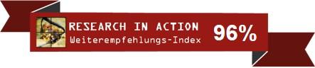 FNT erhält 96% Weiterempfehlungsquote. Research in Action 2020
