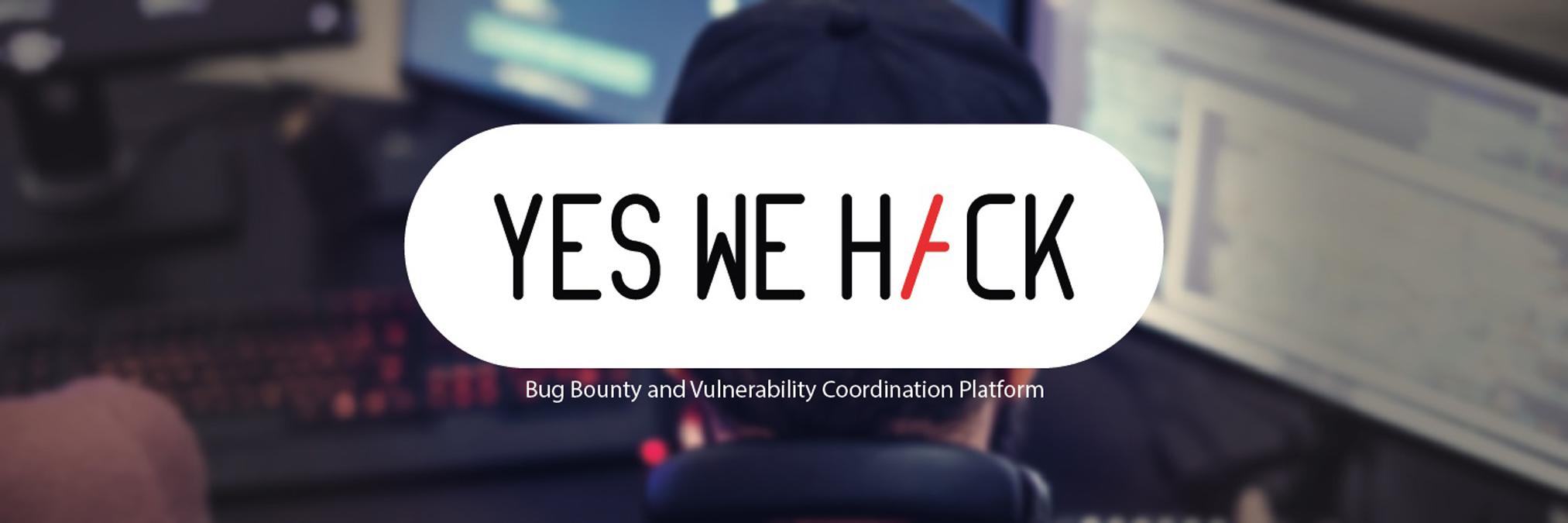 YesWeHack Logo (Copyright YesWeHack)