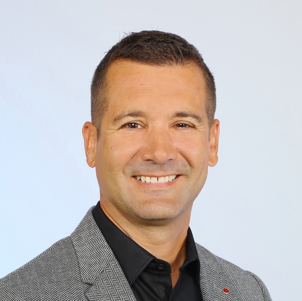 Michel Ruefenacht, Chief Marketing Officer bei YesWeHack; Copyright: YesWeHack