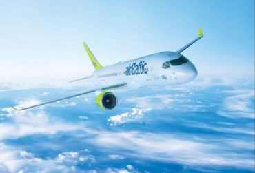 CS300 (Copyright: airBaltic)