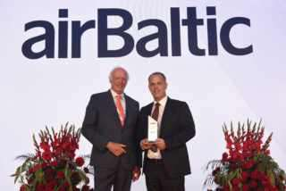 CAPA Awards, airBaltic