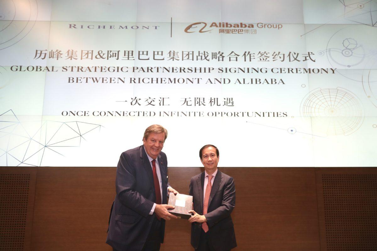 Alibaba Group: Richemont tritt Markenschutz-Allianz bei