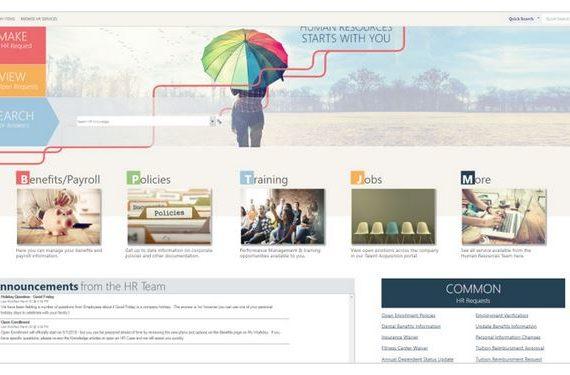Cherwell Software stellt neue HR Service Management-Lösung vor (Copyright Cherwell)