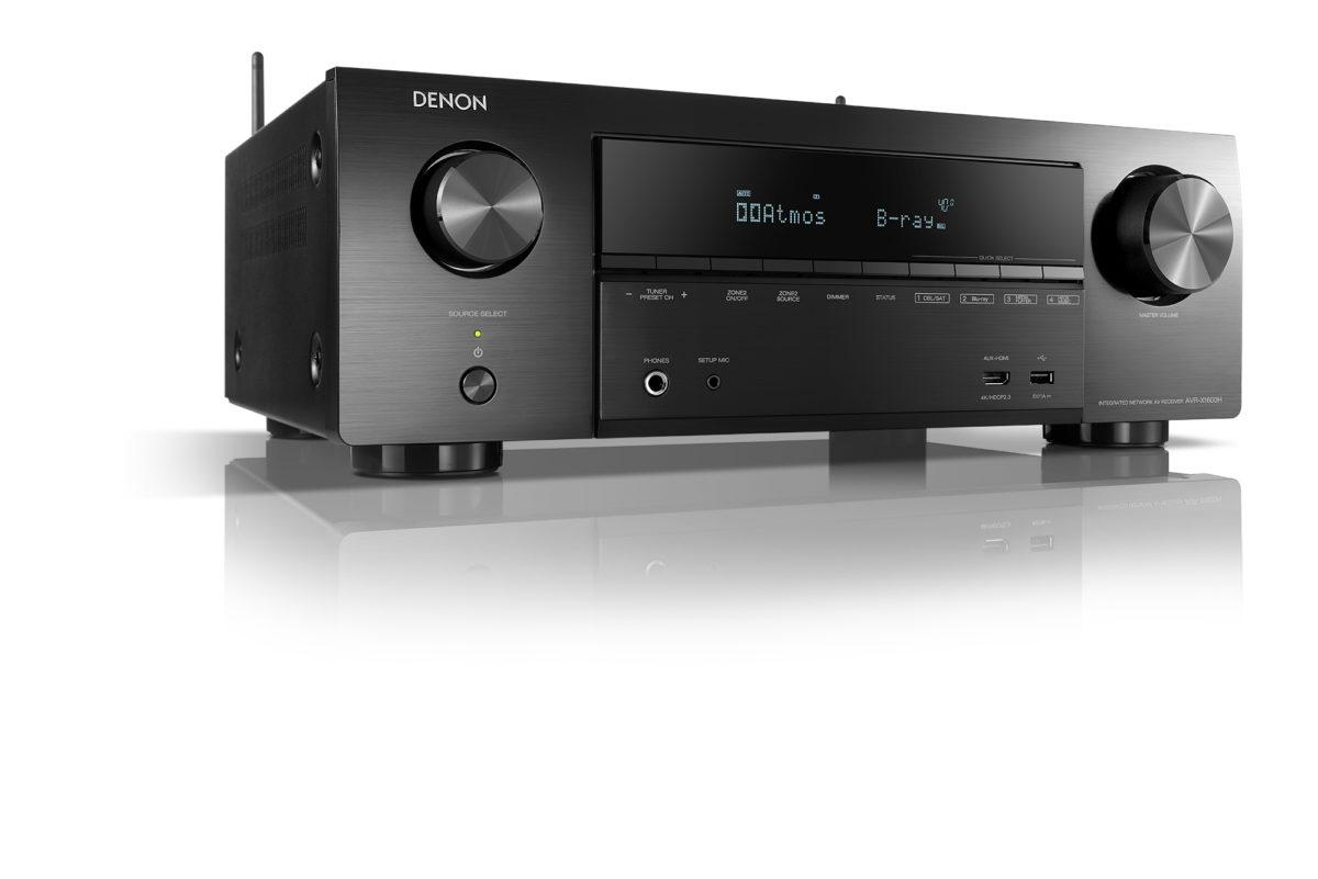 Denon AVR X1600H, Copyright: Sound United