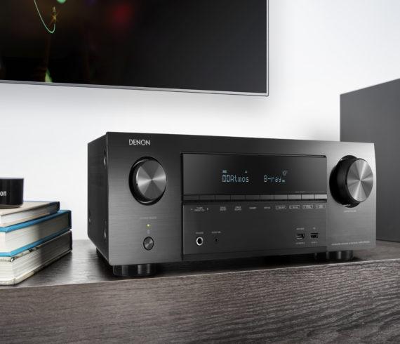 Denon entwickelt Bestseller-Modelle in der Kategorie AV-Receiver weiter: AVR-X1500H und AVR-X2500H ab Juni erhältlich