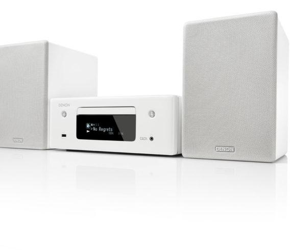 Denon kündigt die neue Kompaktanlage CEOL-N10 an – die nächste Generation von Netzwerk-Musiksystemen