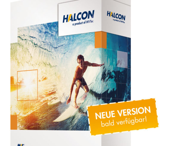 Ein neues Machine-Vision-Highlight: MVTec HALCON 18.11 kommt am 30. November