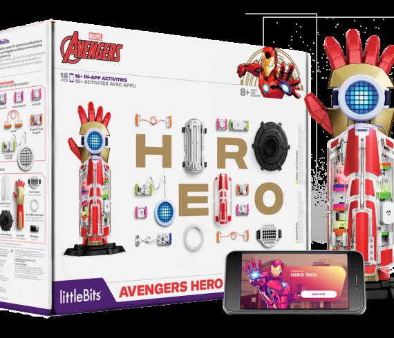 """""""Erfinder, versammelt euch!"""" littleBits stellt das Avengers Hero Inventor Kit vor"""