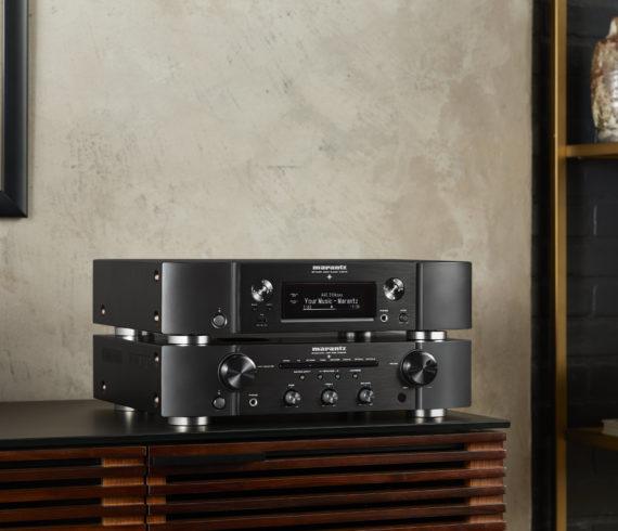Marantz erweitert 6000er-Serie um den Netzwerk-Audioplayer NA6006