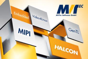 MVTec HALCON mit MIPI kompatibel