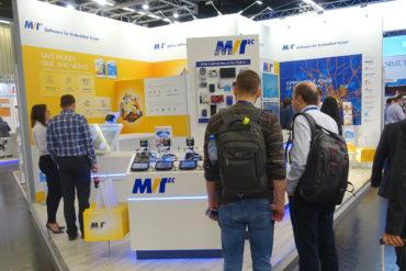 MVTec auf der embedded world