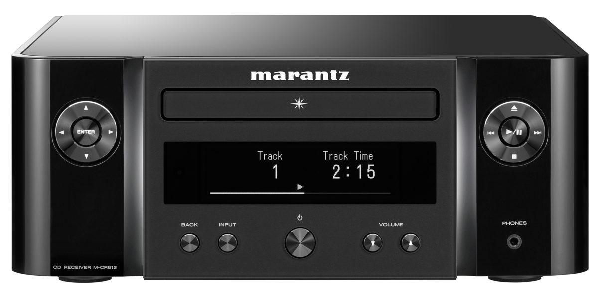 Marantz Melody X Schwarz