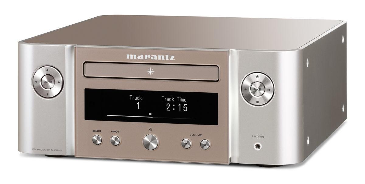 Marantz Melody X Silber-Gold