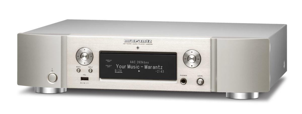 Netzwerk-Audioplayer NA6006