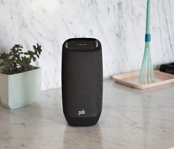 Polk Assist ab sofort erhältlich – Smarter Premium-Lautsprecher von Polk Audio mit integriertem Google Assistant und Chromecast