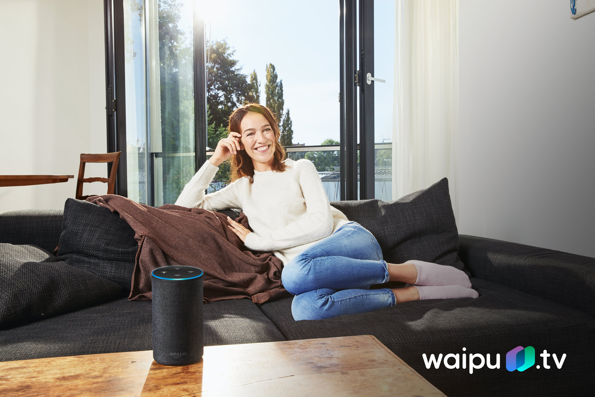 waipu.tv mit Amazon Alexa steuern